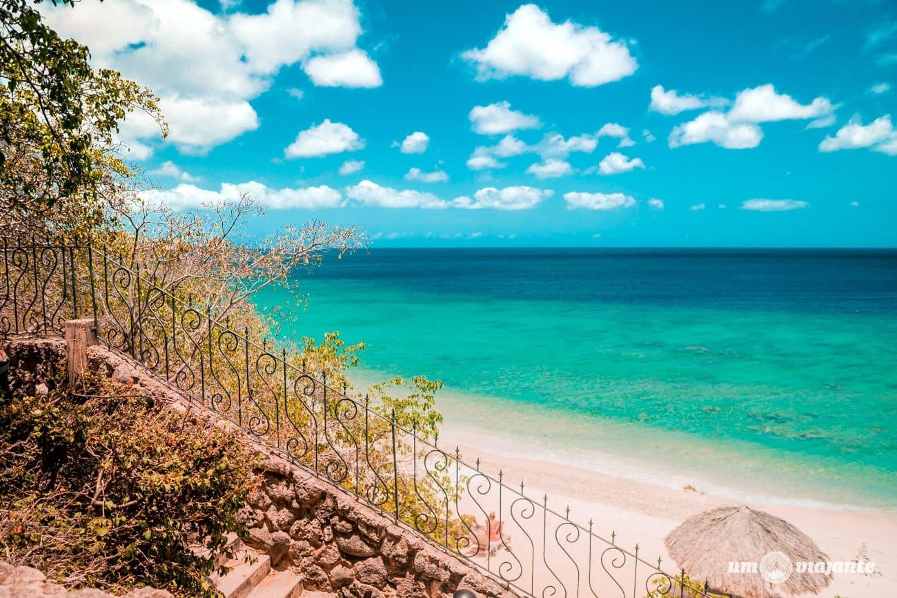 Playa Kalki, Curaçao - Caribe