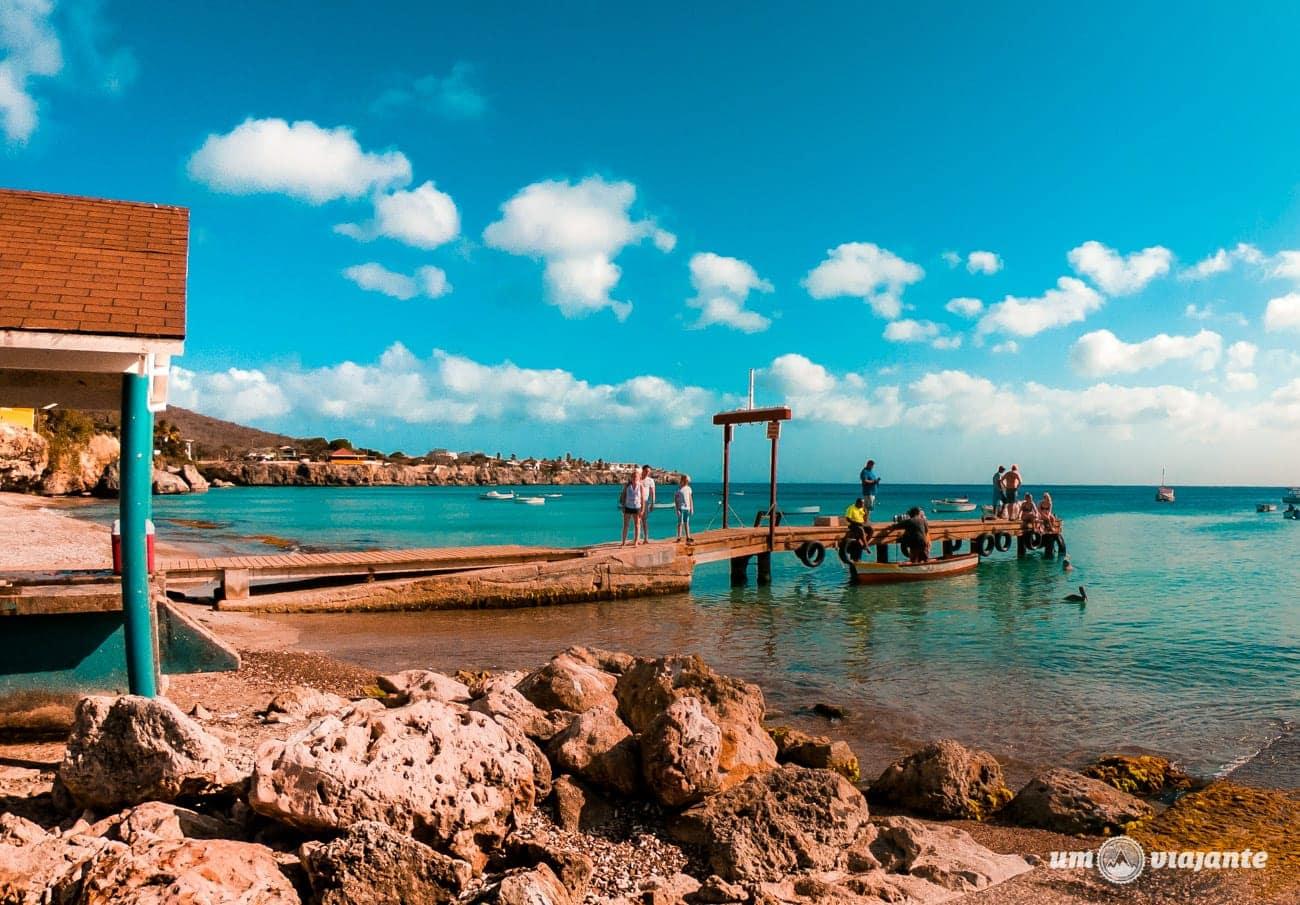 Playa Piscado, Curaçao