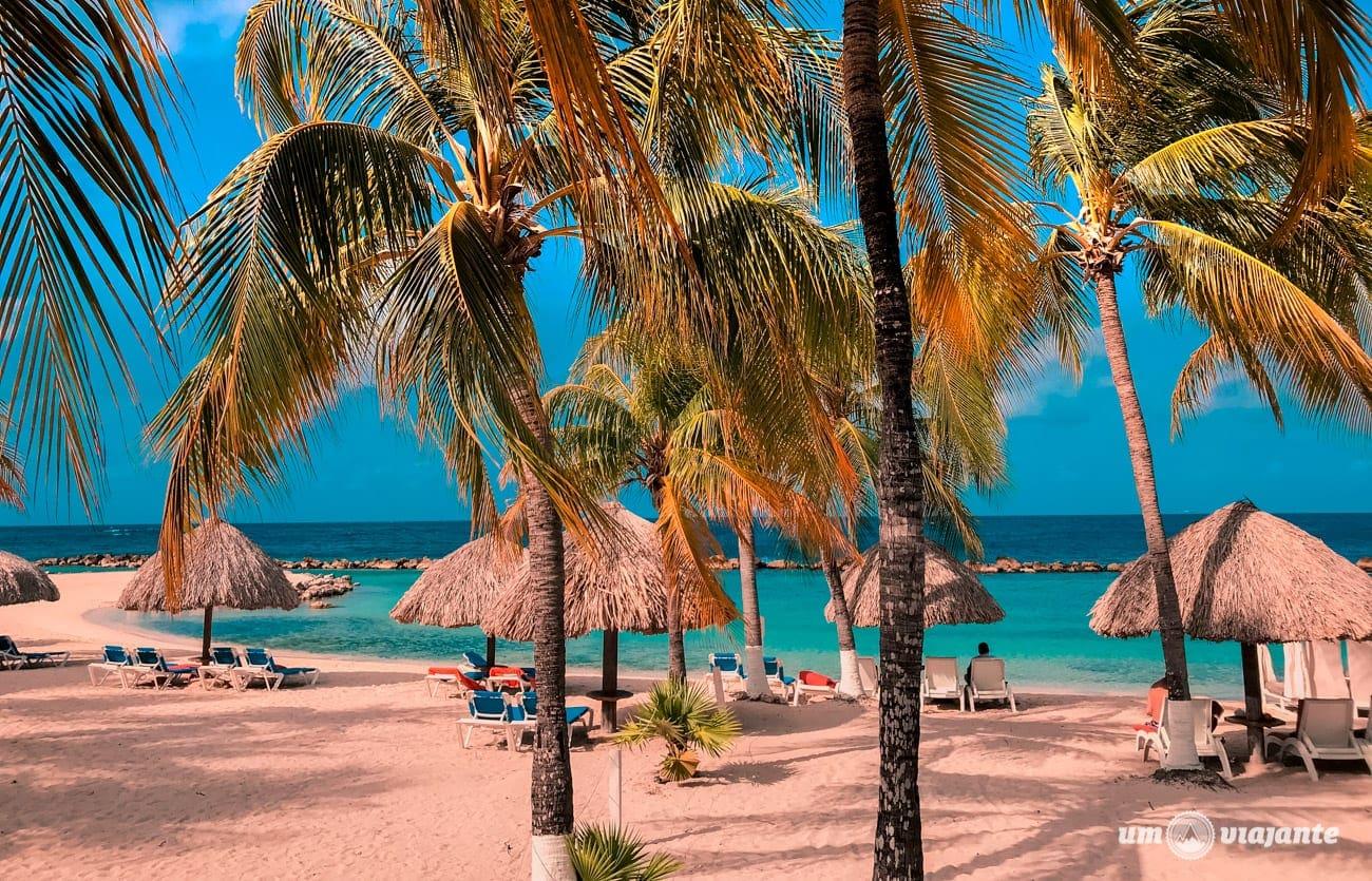 Praia do Sunscape Resort