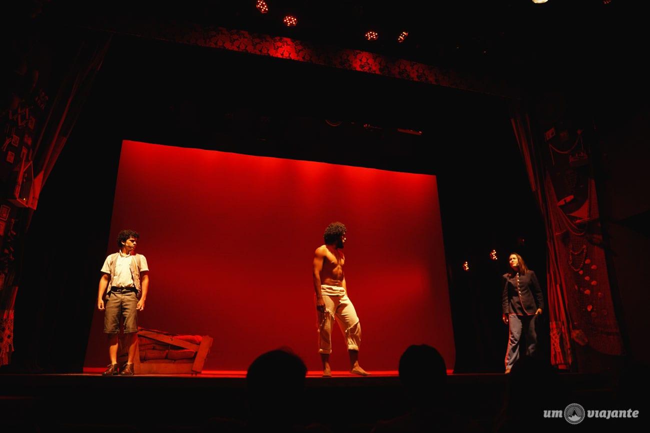 Ceará Show, um espetáculo imperdível em Fortaleza