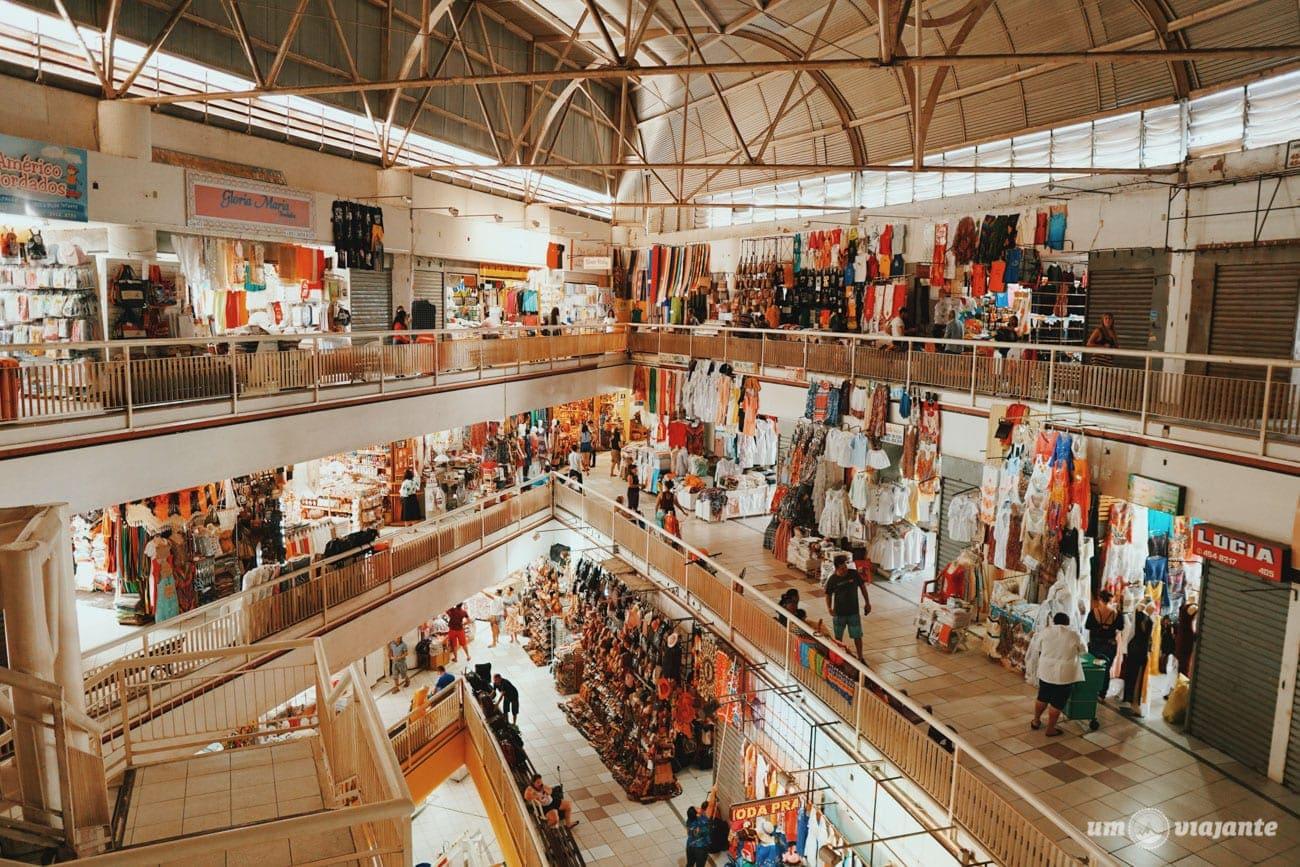 Mercado Central de Fortaleza, Ceará