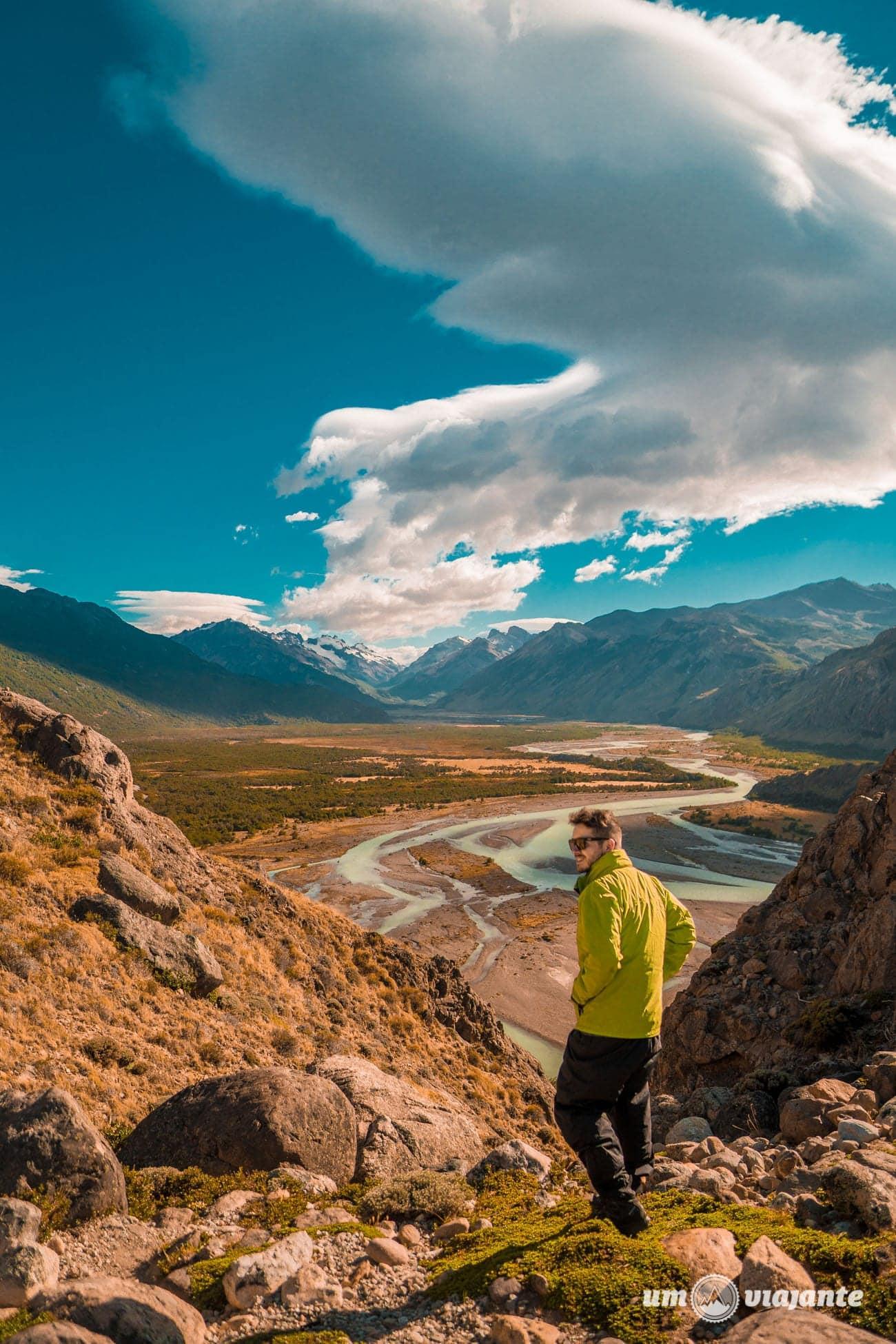Trekking Base Fitz Roy - El Chaltén - Patagônia Argentina