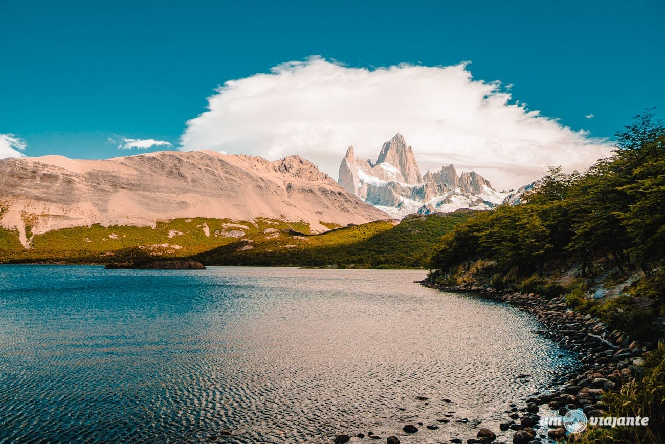 Laguna Capri - Monte Fitz Roy - El Chaltén - Patagônia Argentina