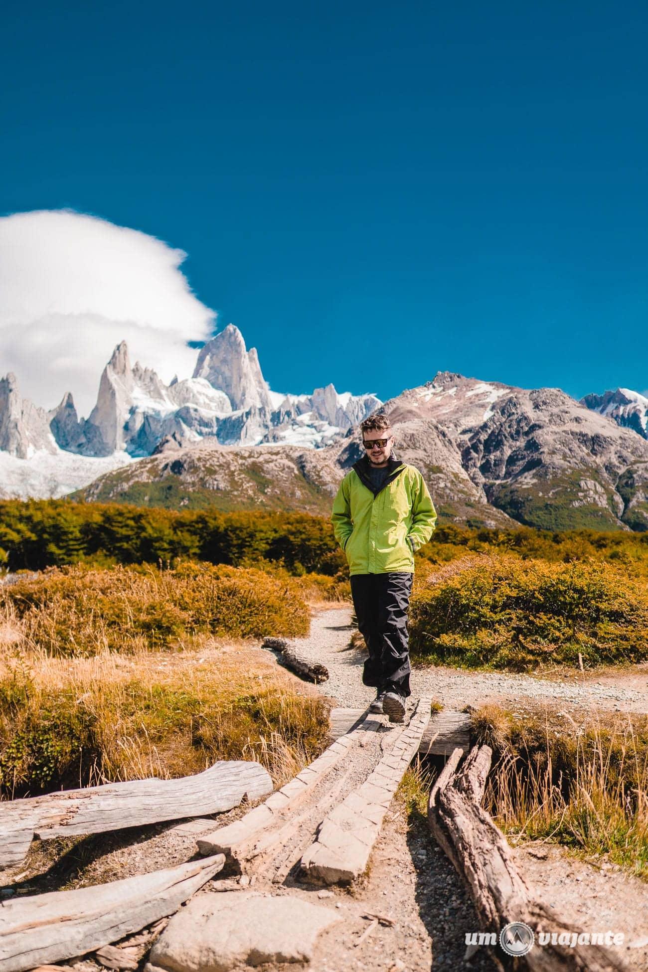 Monte Fitz Roy - El Chaltén - Patagônia Argentina