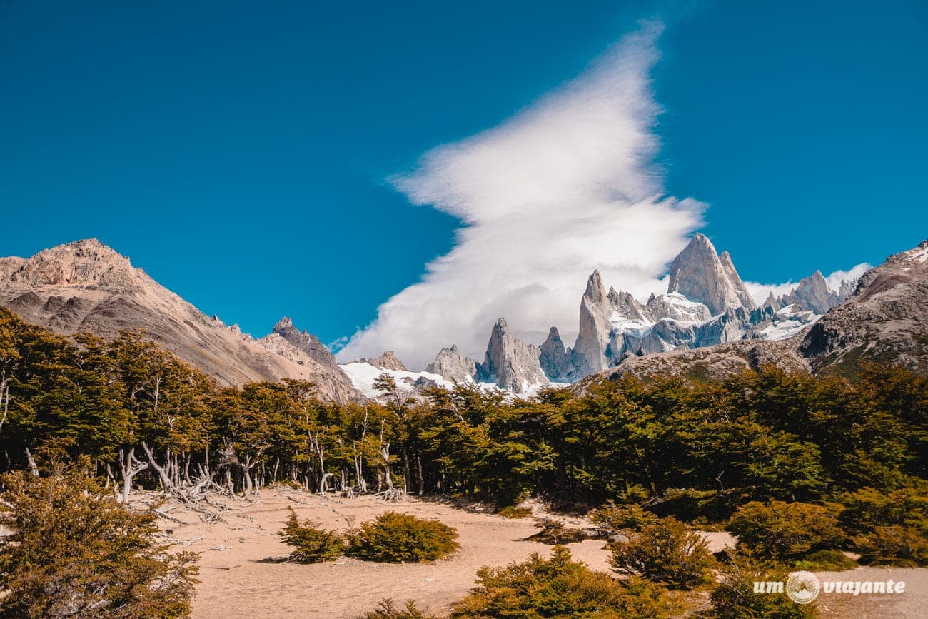 Monte Fitz Roy - Patagônia Argentina