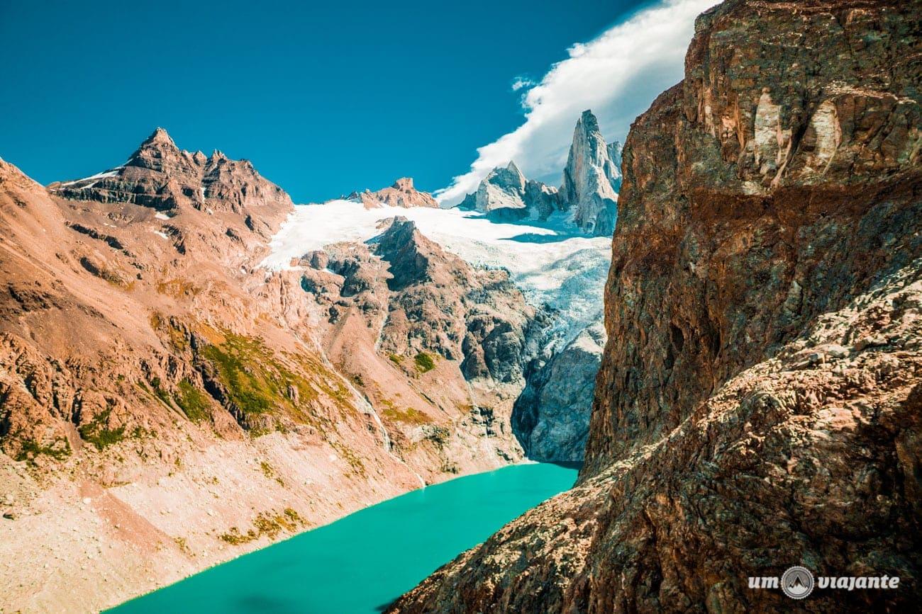 Laguna Sucia - Monte Fitz Roy - Patagônia Argentina