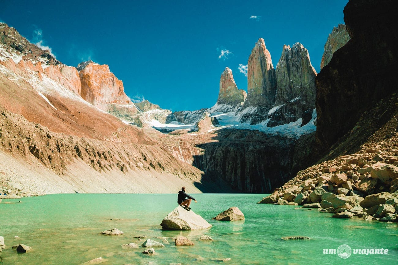 Torres del Paine - Patagônia Chilena