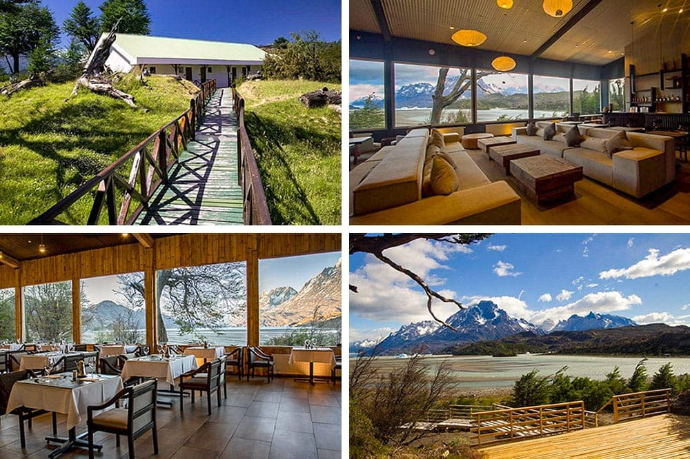 Hotel Lago Grey - Torres del Paine