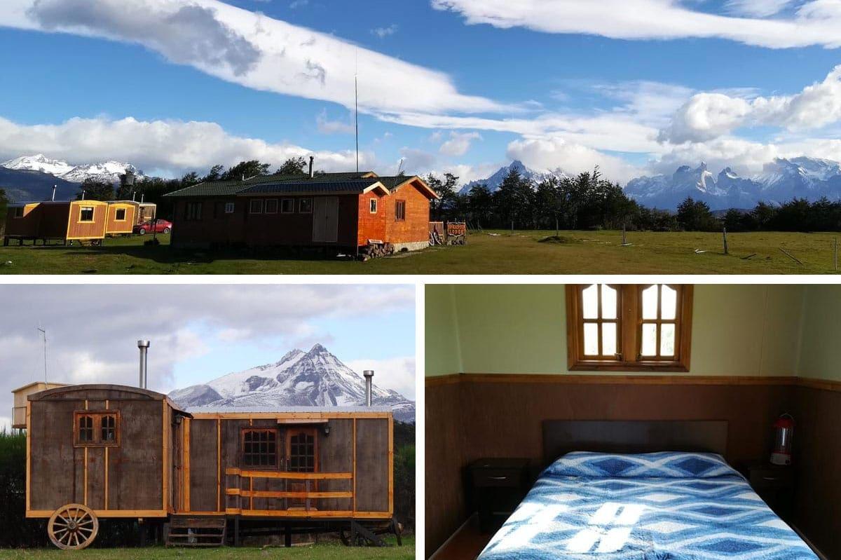 Konkashken Lodge - Torres del Paine
