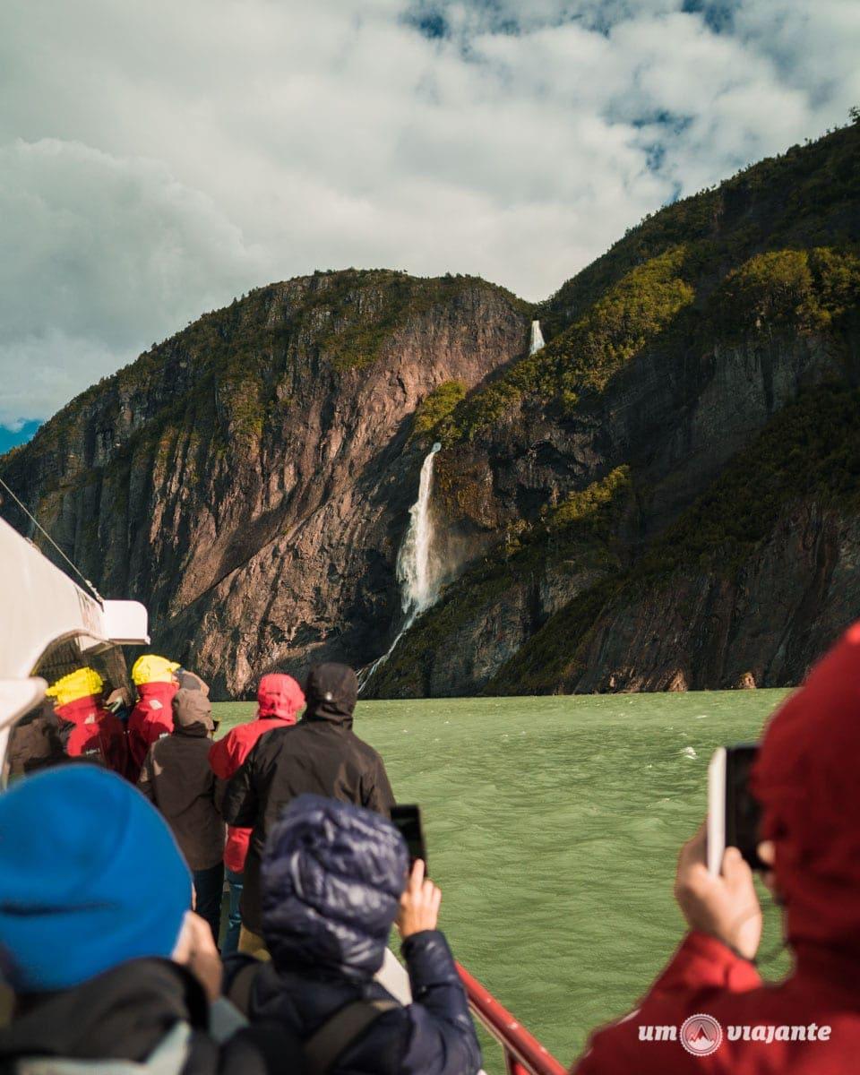 Navegação Glaciar Balmaceda e Serrano
