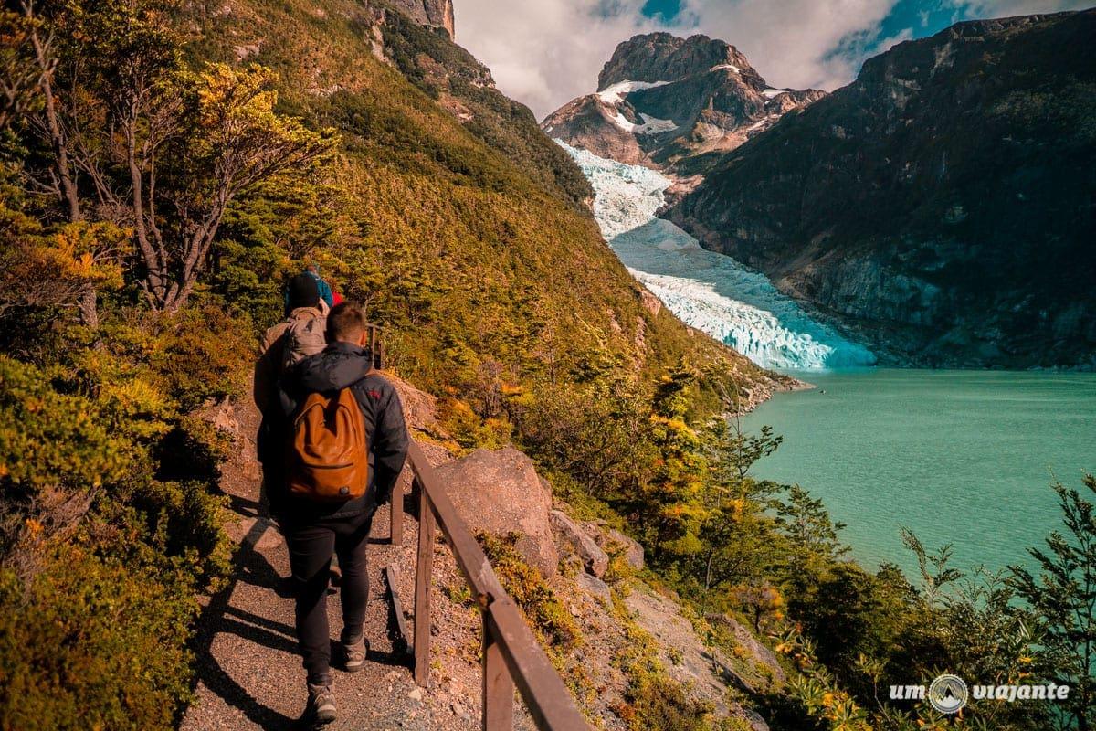 Parque Nacional Bernardo O´Higgins e o Glaciar Serrano