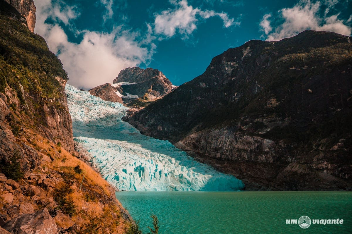 Glaciar Serrano - Patagônia Chilena