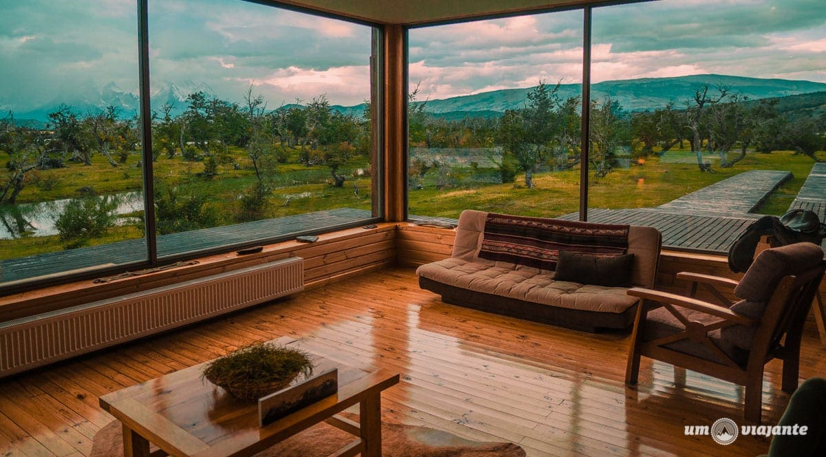 Hotel Pampa Lodge - Torres del Paine