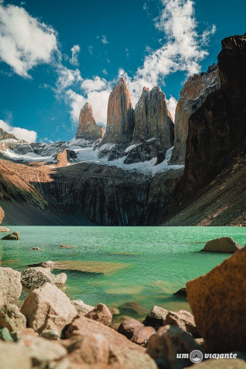 Base Torres del Paine - Patagônia Chilena