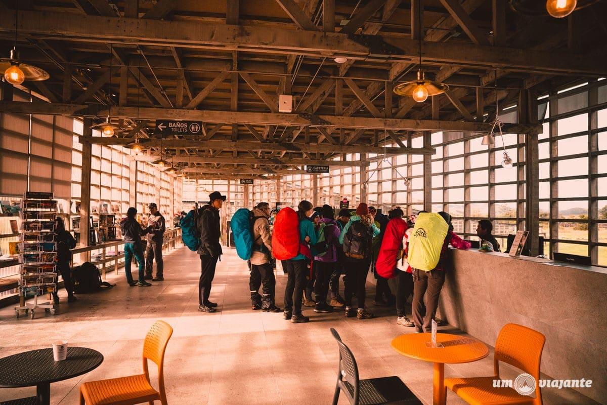 Reserva Cerro Paine - Centro Bienvenida - Torres del Paine