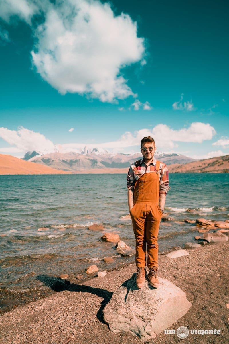 Um Viajante em Torres del Paine - Patagônia