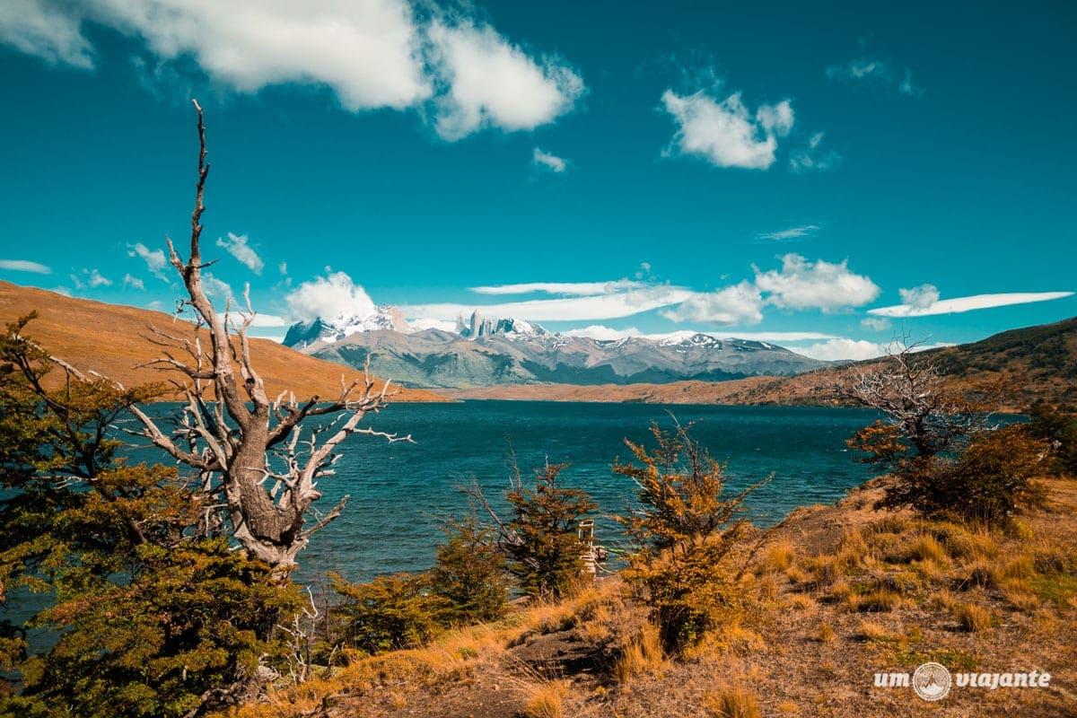 Parque Nacional Torres del Paine, Patagônia Chilena