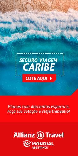 Seguro Viagem Caribe!