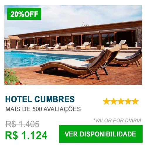 Hotel Cumbres – San Pedro de Atacama
