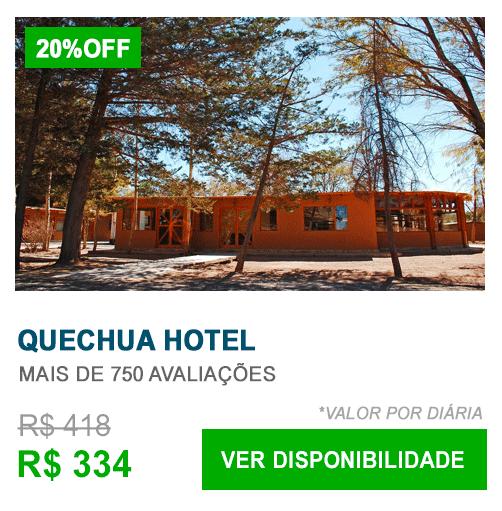 Quechua Hotel San Pedro de Atacama