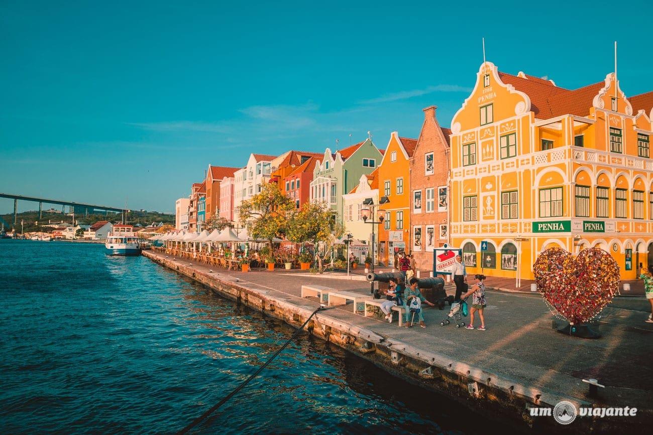 Curaçao - Cartão postal do Caribe