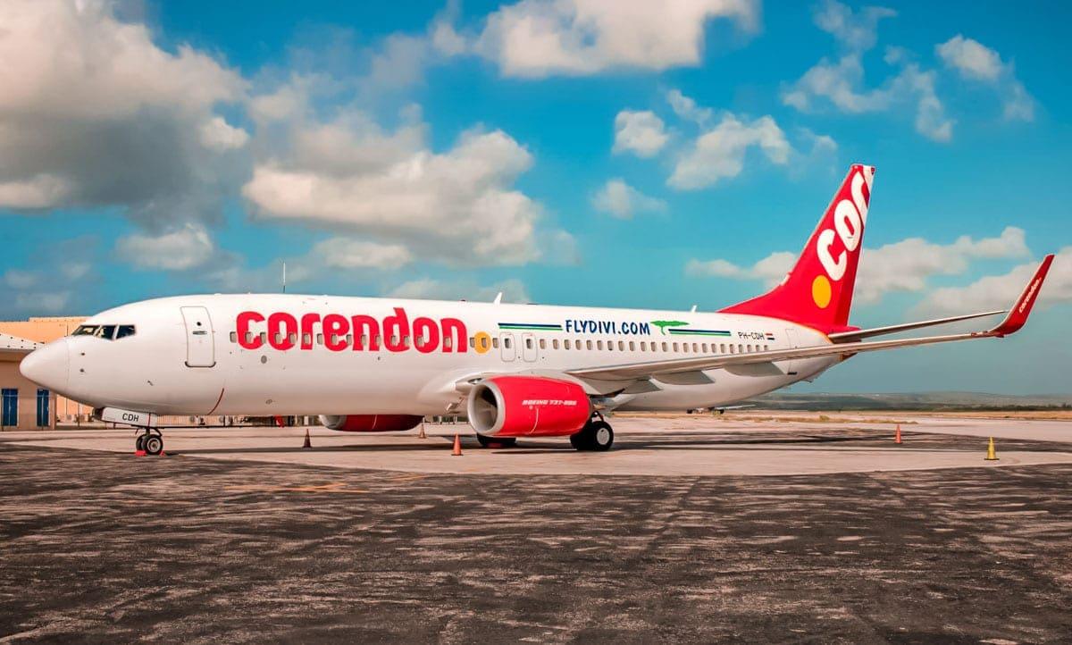 Vôo direto do Brasil para Curaçao