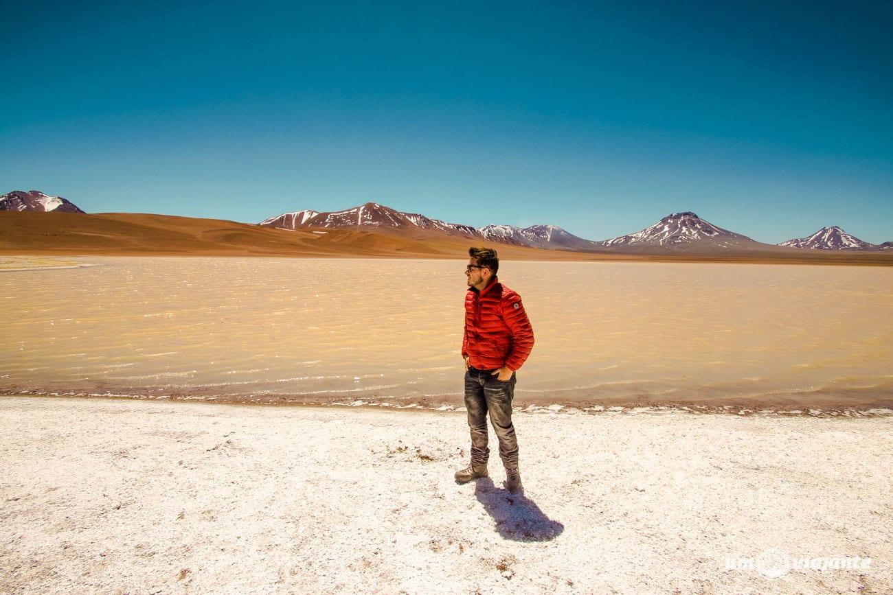 Um Viajante - Deserto do Atacama
