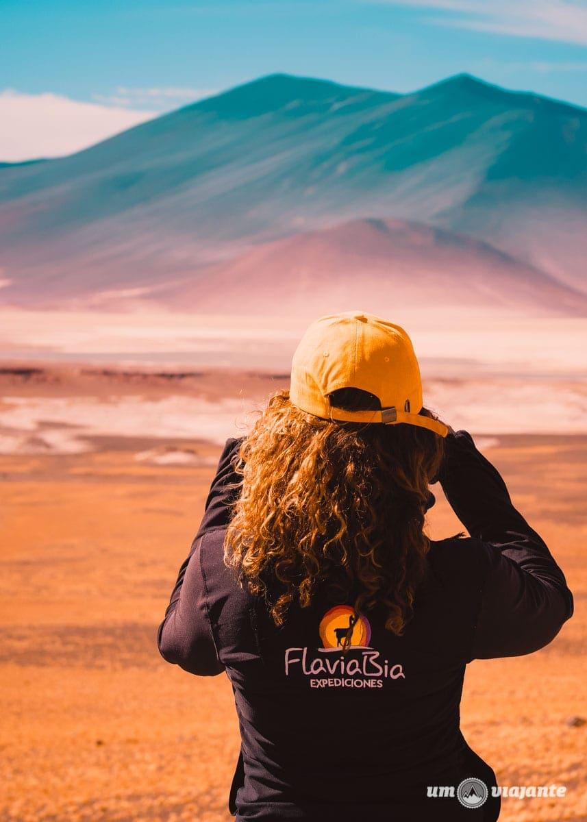 FlaviaBia Expediciones - Agência San Pedro de Atacama
