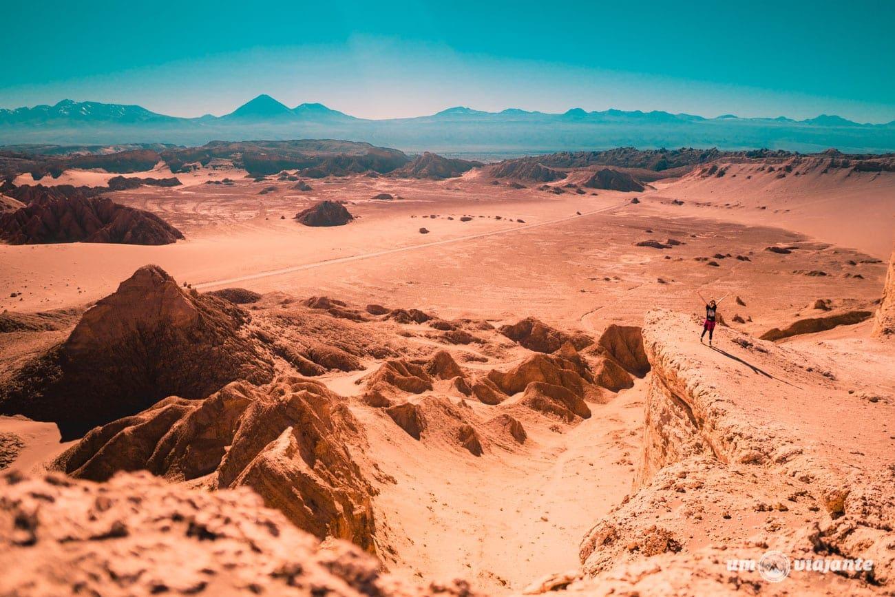 Valle de la Luna e Valle de la Muerte   Deserto do Atacama