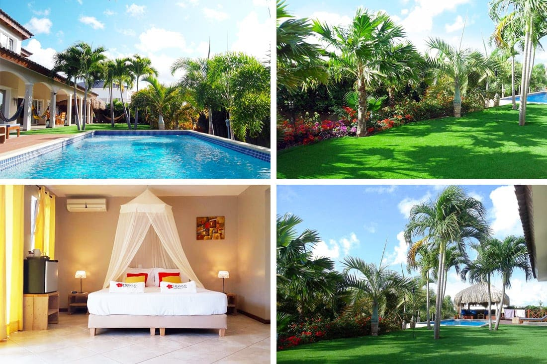Hibiscus Beach House Curaçao