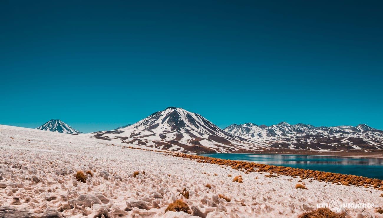 Inverno no Atacama- Lagunas Altiplânicas