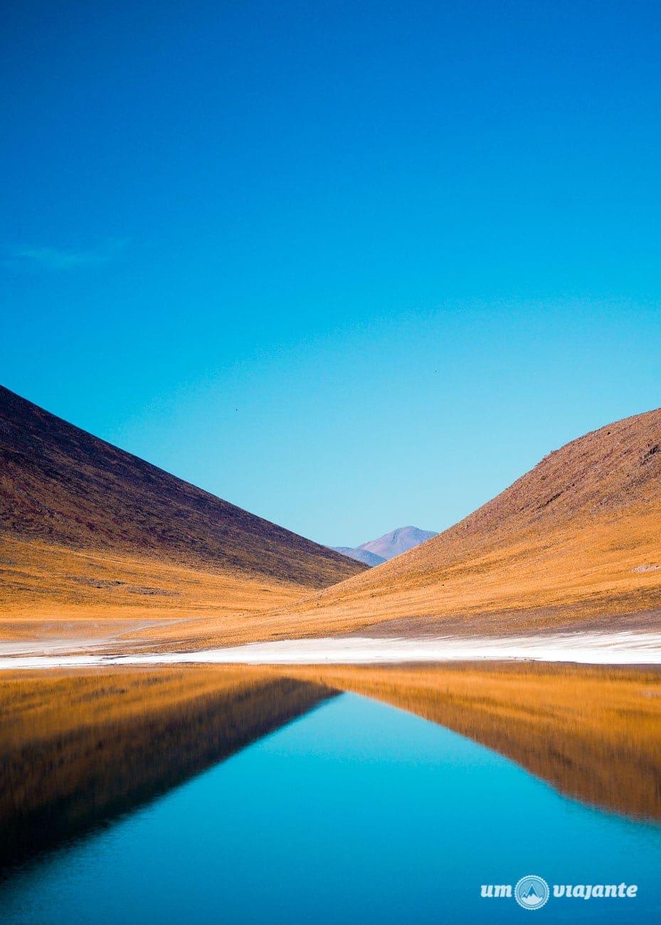 Lagunas Altilplânicas - Laguna Miñiques - Atacama