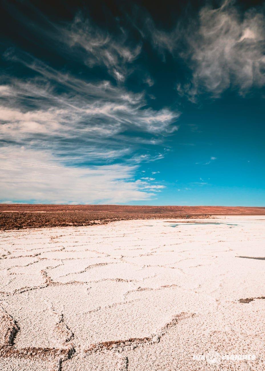 Lagunas Escondidas de Baltinache - Deserto do Atacama, Chile