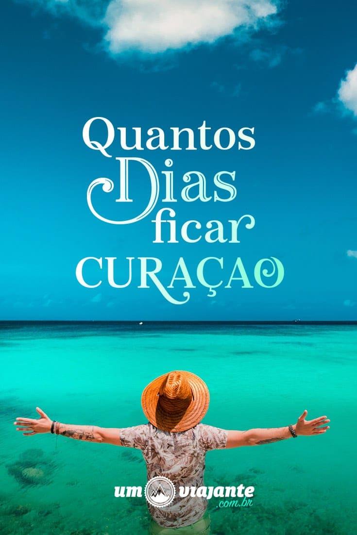 Quantos dias ficar em Curaçao