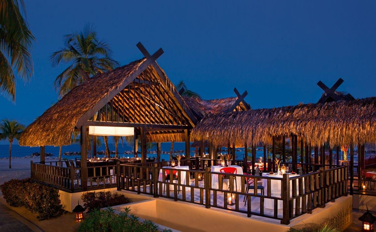 Restaurante do Sunscape Curaçao Resort