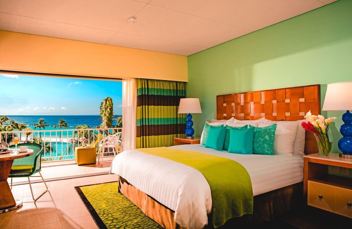 Quarto do Sunscape Curaçao Resort