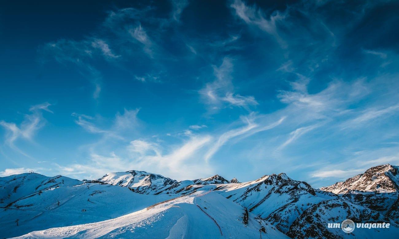 Valle Nevado Chile- Um Viajante