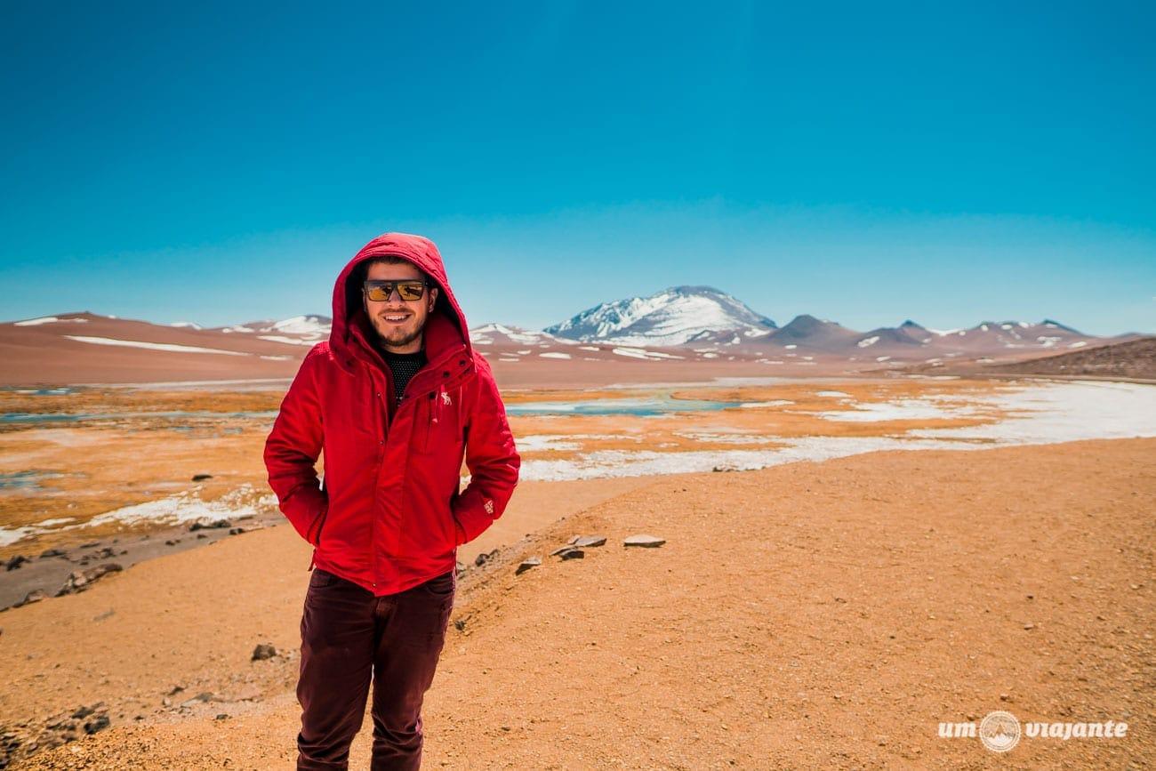 Lagunas Andinas, Atacama - Um Viajante