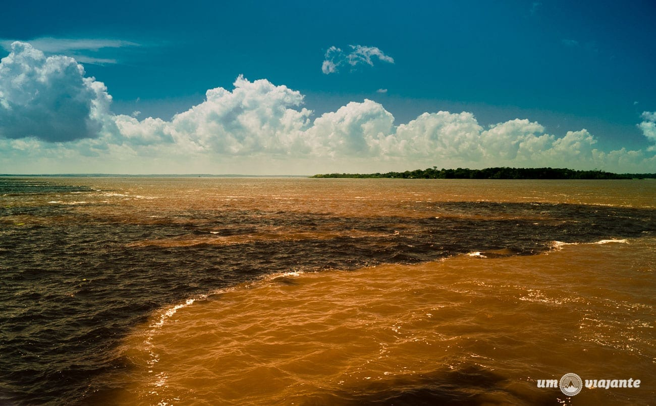 Encontro das Águas - Amazonas