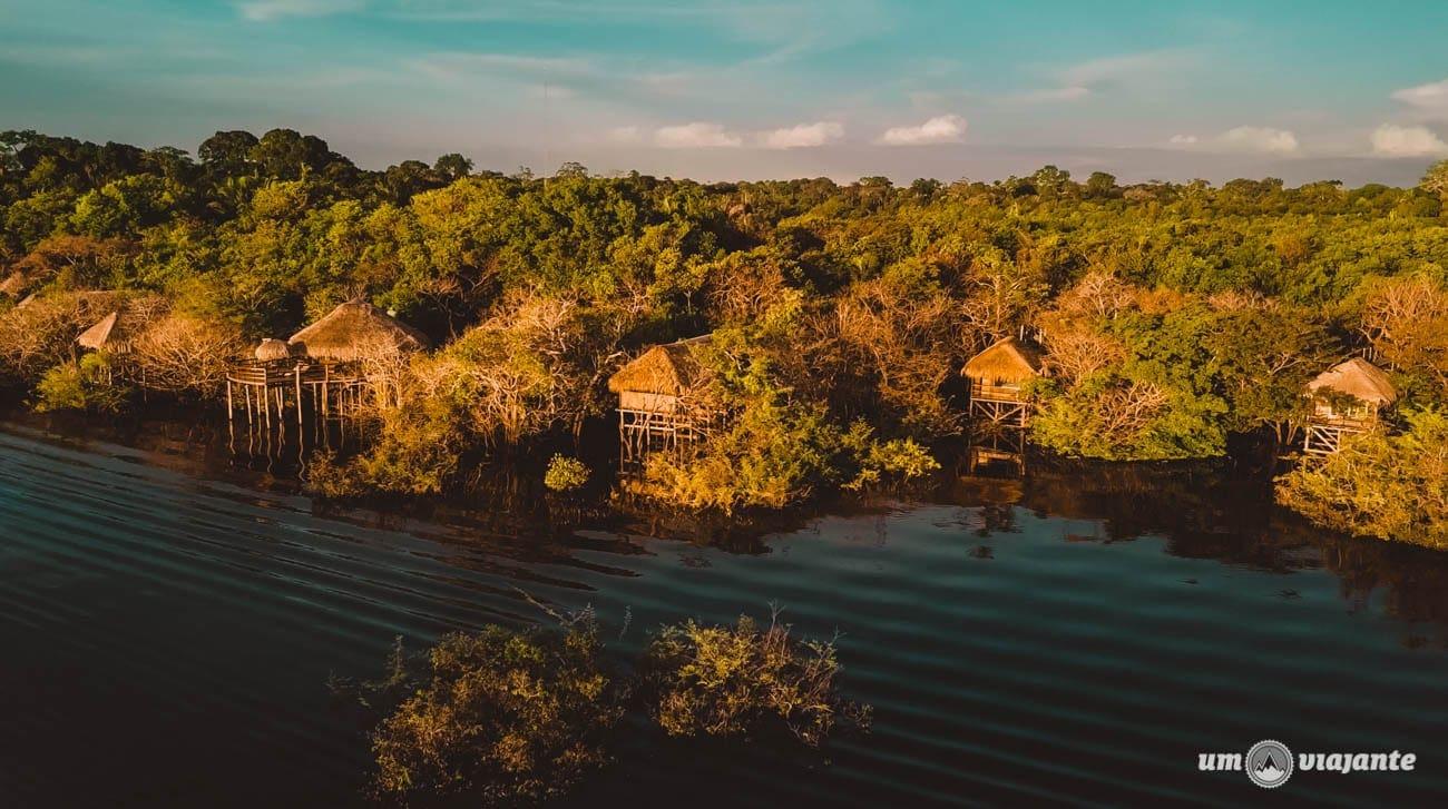 Juma Amazon Lodge - Hotel de selva na Amazônia