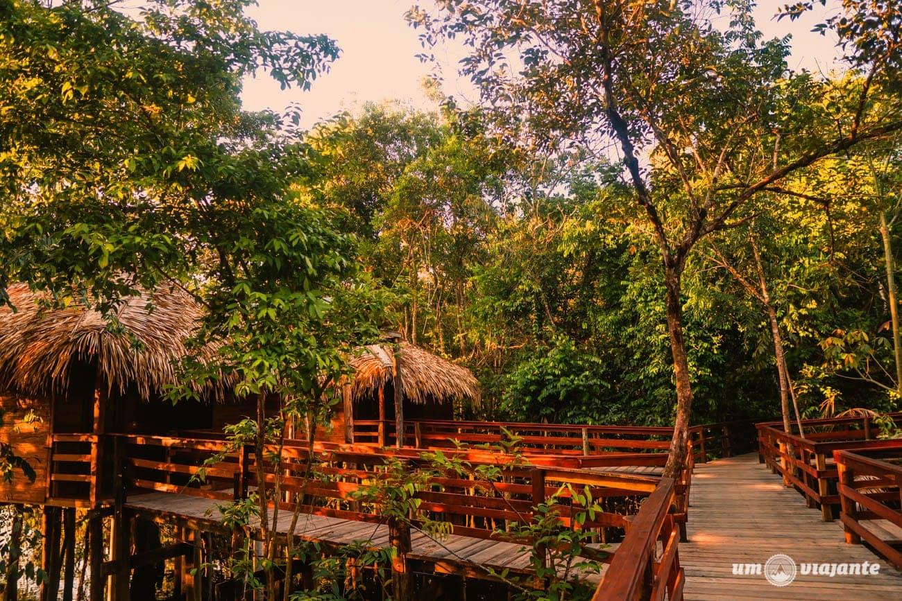 Hotel Juma Amazon Lodge - Hotel de selva na Amazônia