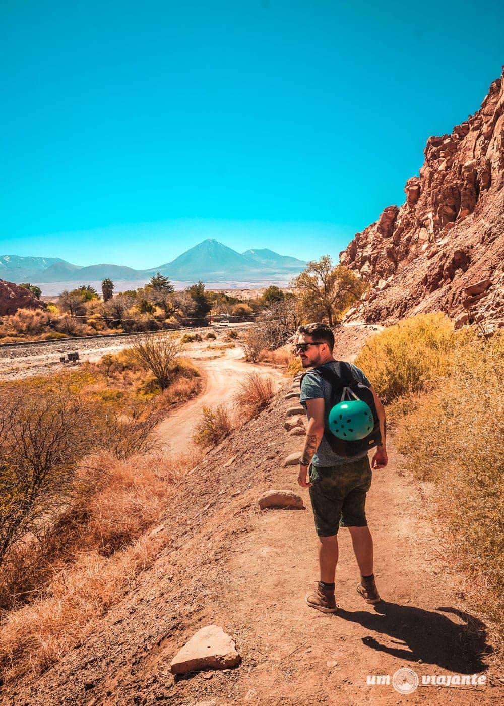 Pukará de Quitor - Deserto do Atacama de Bike