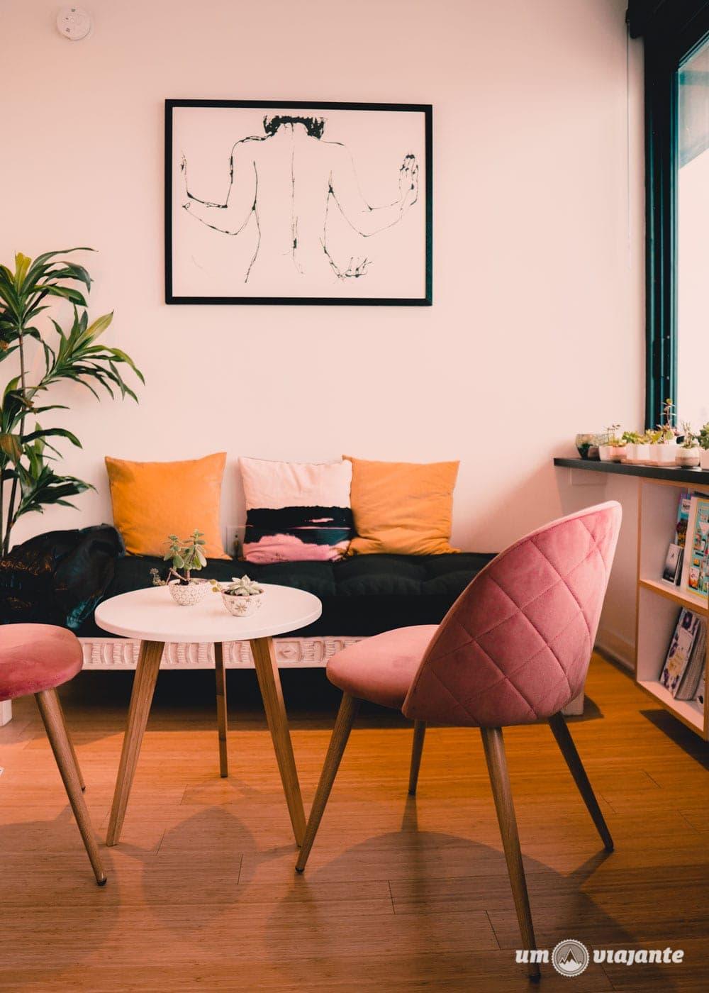 Airbnb com vista incrível de Nova York, em New Jersey