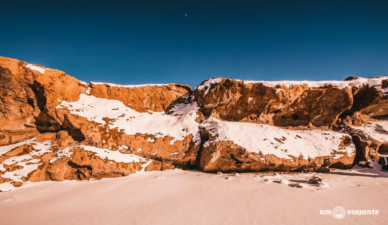 Atacama no final de junho...
