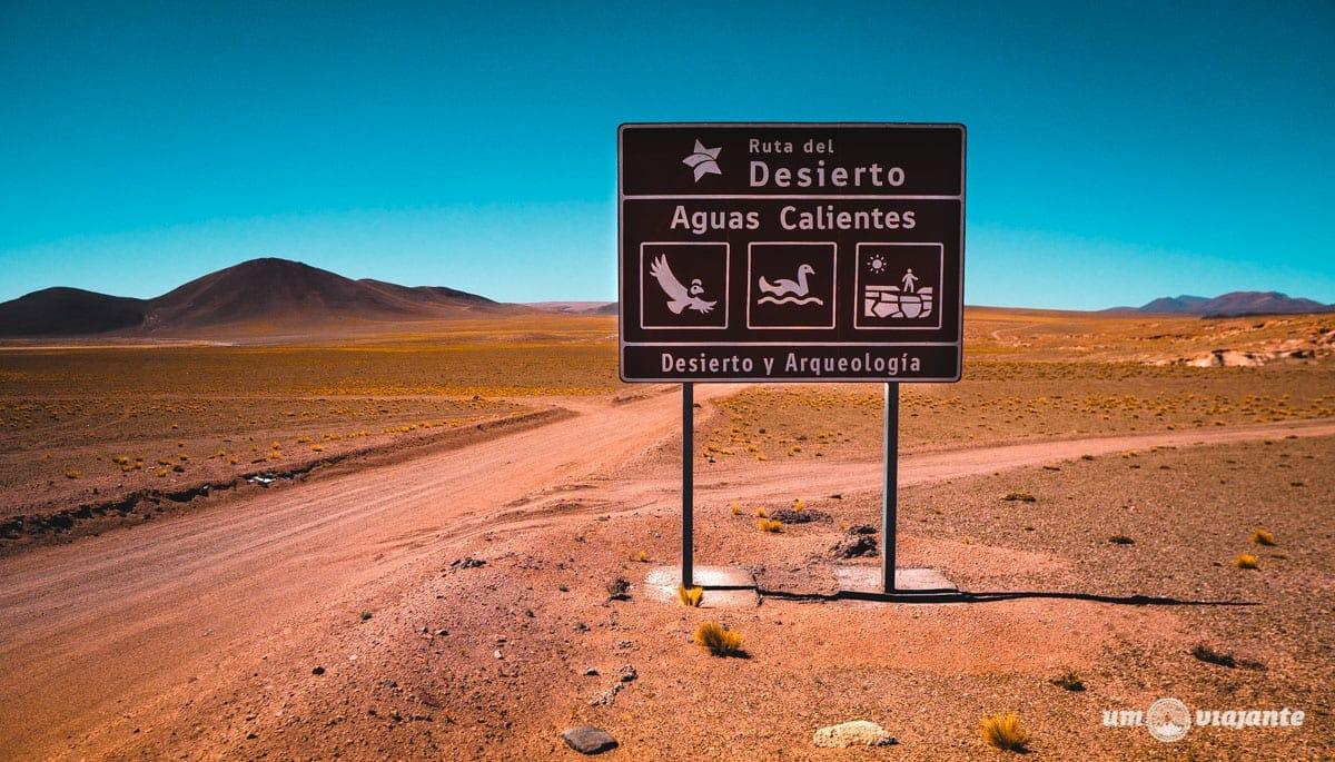 Salar Escondido do Atacama