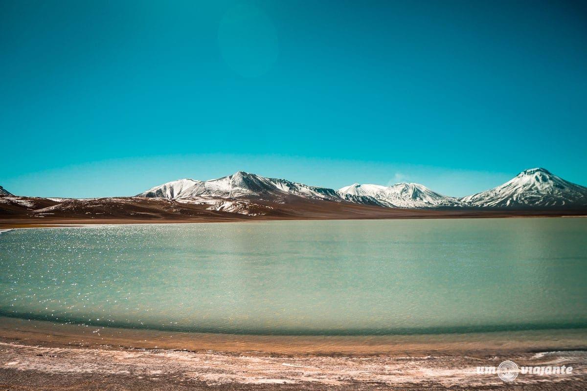 Laguna Lejía no Atacama - Chile