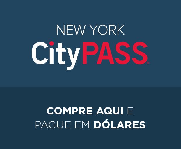 Compre o CityPass e pague em dólares