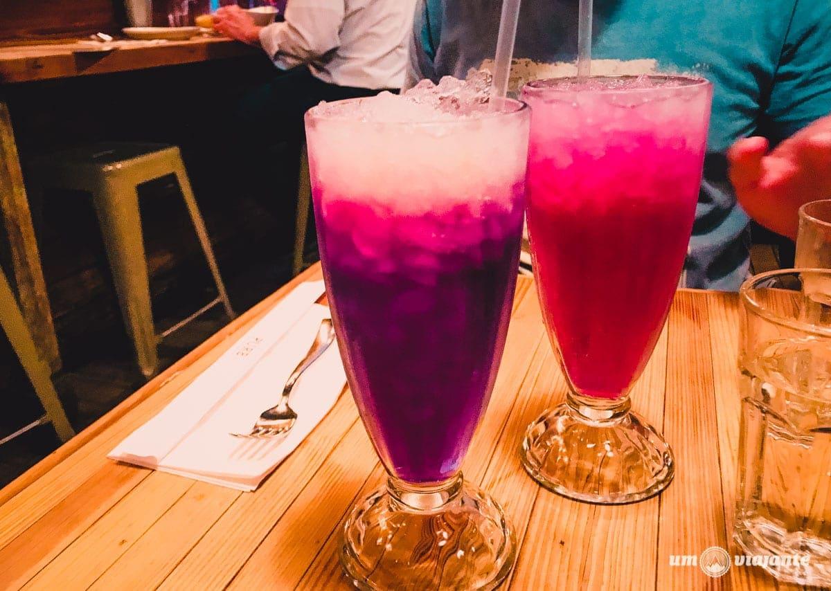 Drink do dia no Pure Thai Cookhouse Nova York