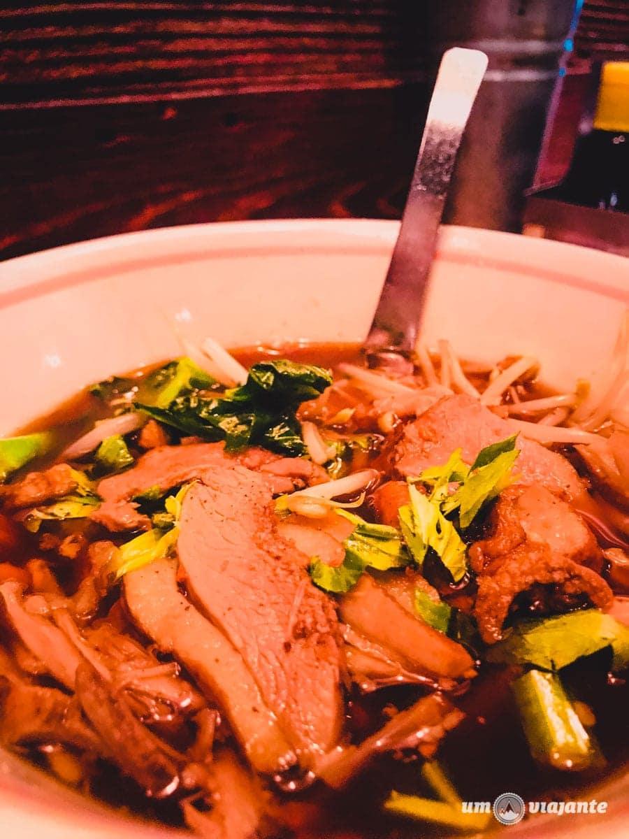 Restaurante thai em Nova York