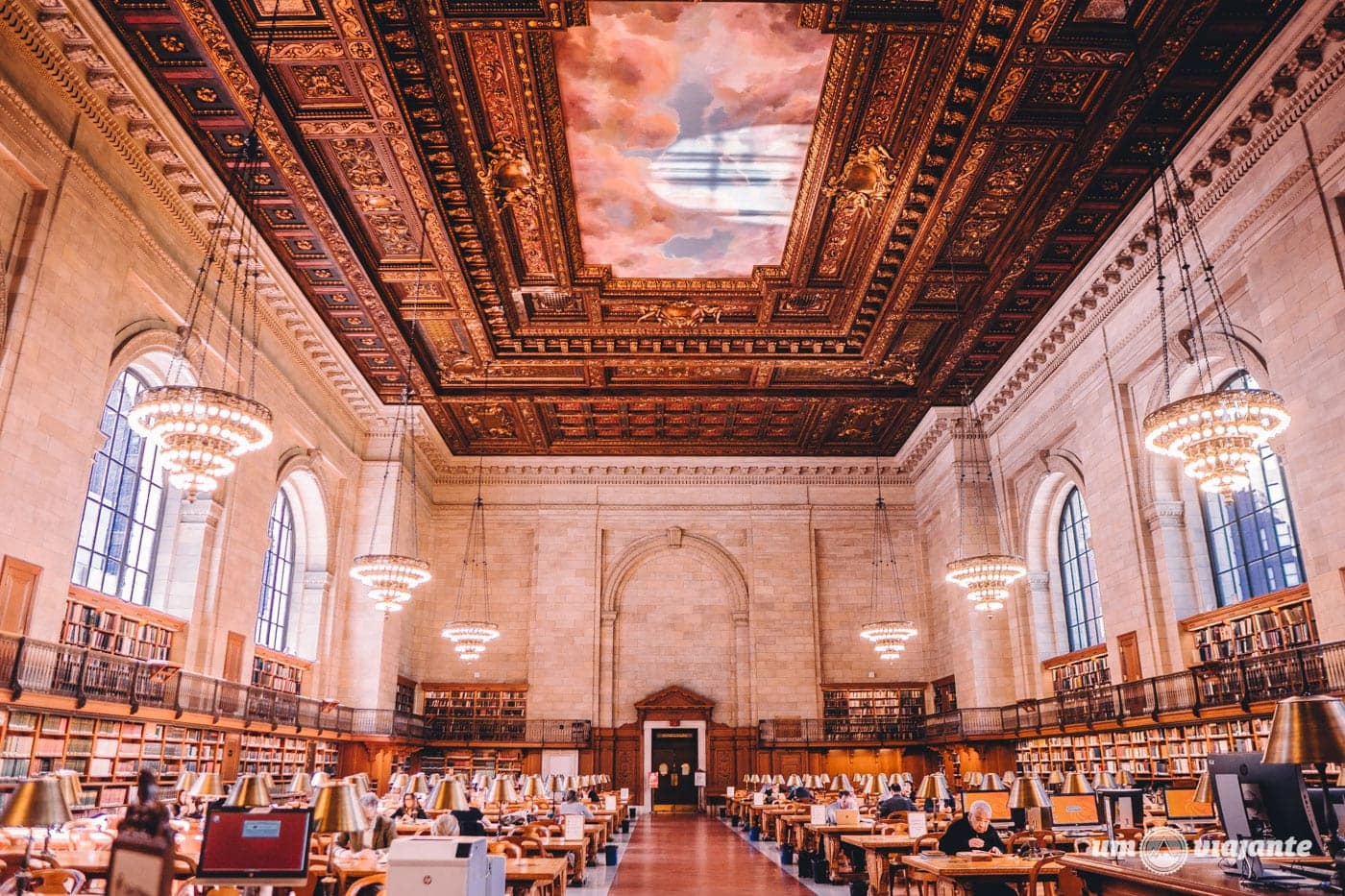 Biblioteca Pública de Nova York - New York